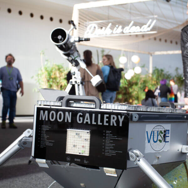 The Moon Gallery