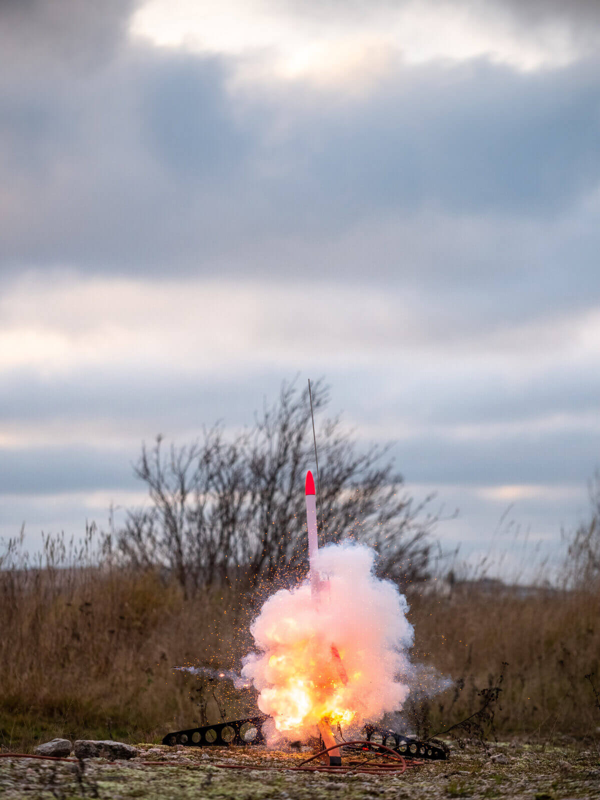 Kolme Perunaa Space LXIII Launch