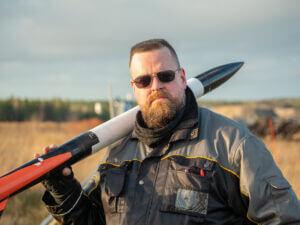 Matti Lepomäki Portrait